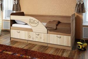 Кровать Мишка МДФ - Мебельная фабрика «Террикон»
