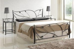 Кровать MK-2106-BM - Импортёр мебели «M&K Furniture»