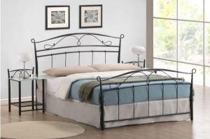 Кровать MK-2107-BM - Импортёр мебели «M&K Furniture»