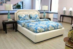 Кровать Модерн 1800х2000 с подъемным механизмом и ящиком для белья - Мебельная фабрика «Маск»