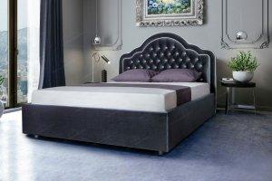 Кровать мягкая Мона - Мебельная фабрика «Мелодия сна»