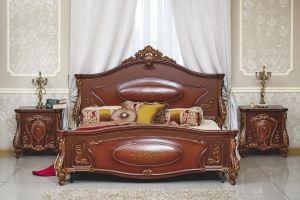 Спальня Мона Лиза орех - Импортёр мебели «ЭДЕМ»