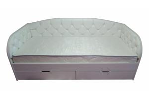 Кровать Монро 2 - Мебельная фабрика «Дэрия»