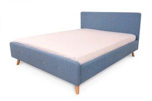 Кровать мягкая Монтана - Мебельная фабрика «DiArt»