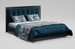 Кровать MOON 1015 - Мебельная фабрика «MOON»