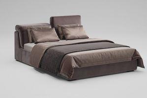 Кровать MOON 1107 - Мебельная фабрика «MOON»