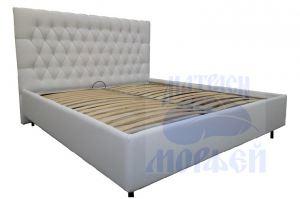 Кровать Морфей Классик П ромб с подъемным механизмом - Мебельная фабрика «Морфей»
