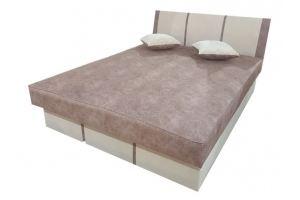 Кровать Мягкая 2-1 - Мебельная фабрика «Лама»