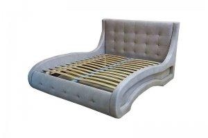 Кровать мягкая - Мебельная фабрика «Аметист-М»