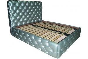 Кровать мягкая 4 - Мебельная фабрика «Мега-Проект»