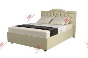 Кровать мягкая Анкона - Мебельная фабрика «DiHall»