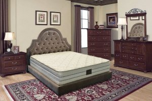 Кровать мягкая Arabella - Мебельная фабрика «Велес»