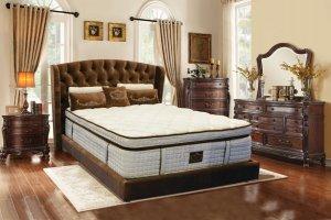 Кровать мягкая Barcelona - Мебельная фабрика «Велес»