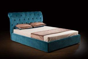 Кровать мягкая Беатриче - Мебельная фабрика «Винтер-Мебель»