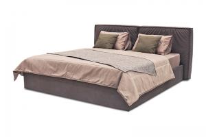 Кровать мягкая Бергамо - Мебельная фабрика «Коста Белла»