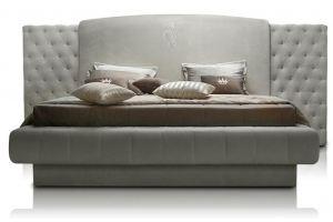 Кровать мягкая Беверли - Мебельная фабрика «Diron»