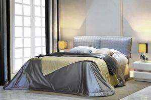 Кровать мягкая Бормино - Мебельная фабрика «Dream Catchers»