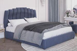 Кровать мягкая дизайн Линза - Мебельная фабрика «Sensor Sleep»