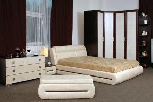 Кровать мягкая Эльдорадо - Мебельная фабрика «СКБ»