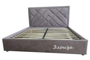 Кровать мягкая Элоиза - Мебельная фабрика «ГудВин»