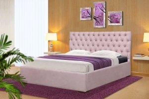 Кровать мягкая Гретта 1 - Мебельная фабрика «Ахтамар»
