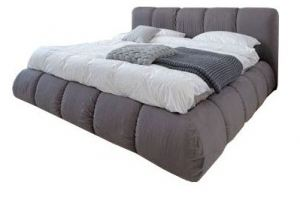 Кровать мягкая Колизей - Мебельная фабрика «Black & White»