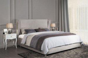 Кровать мягкая Лозанна - Мебельная фабрика «Dream land»