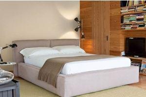 Кровать мягкая Маркус - Мебельная фабрика «Sitdown»