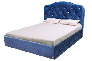 Кровать мягкая Николь - Мебельная фабрика «Стилсен»