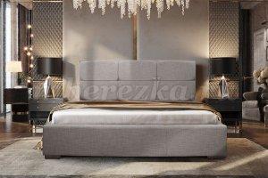 Кровать мягкая Азалия - Мебельная фабрика «Березка»