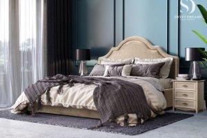 Кровать мягкая Queen - Мебельная фабрика «Ярцево»