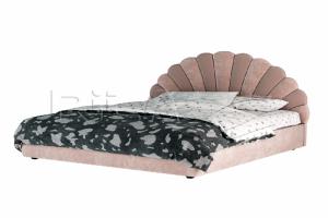 Кровать мягкая Шерона - Мебельная фабрика «Rila»
