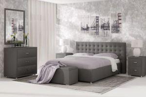 Кровать мягкая Siena - Мебельная фабрика «Family»