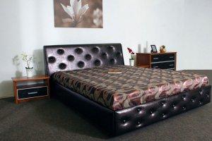 Кровать мягкая Софтлайн  Классик - Мебельная фабрика «СКБ»