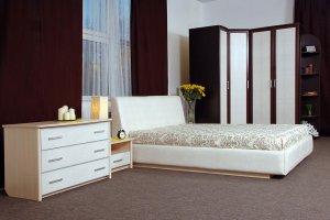 Кровать мягкая Софтлайн стандарт - Мебельная фабрика «СКБ»