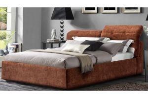 Кровать мягкая Теннесси - Мебельная фабрика «Формула дивана»