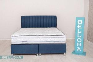 Кровать мягкая Valencia - Импортёр мебели «Bellona (Турция)»