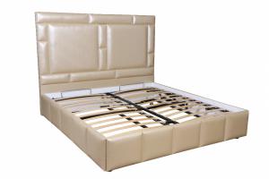 Кровать мягкая Валенсия - Мебельная фабрика «ММастер»