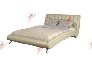 Кровать мягкая Верона - Мебельная фабрика «DiHall»