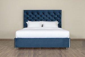 Кровать мягкая Vision - Мебельная фабрика «Strong»