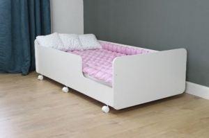 Кровать на колесах К439 - Мебельная фабрика «Красная звезда»