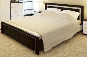 Кровать Надежда 1600 - Мебельная фабрика «Лагуна»