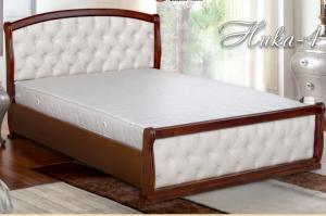 Кровать Ника-4 - Мебельная фабрика «Селена»