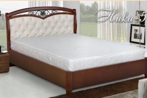 Кровать Ника-5 - Мебельная фабрика «Селена»