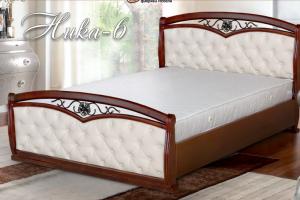 Кровать Ника-6 - Мебельная фабрика «Селена»
