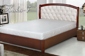 Кровать Ника-7 - Мебельная фабрика «Селена»