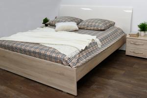 Кровать Ника Н19г - Мебельная фабрика «Заречье»
