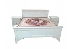 Кровать Ника с тумбами - Мебельная фабрика «Прима-мебель»