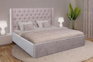 Кровать розовая Николь - Мебельная фабрика «ИЛ МЕБЕЛЬ»