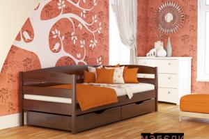 Кровать Нота плюс с ящиками - Мебельная фабрика «МЭБЕЛИ»